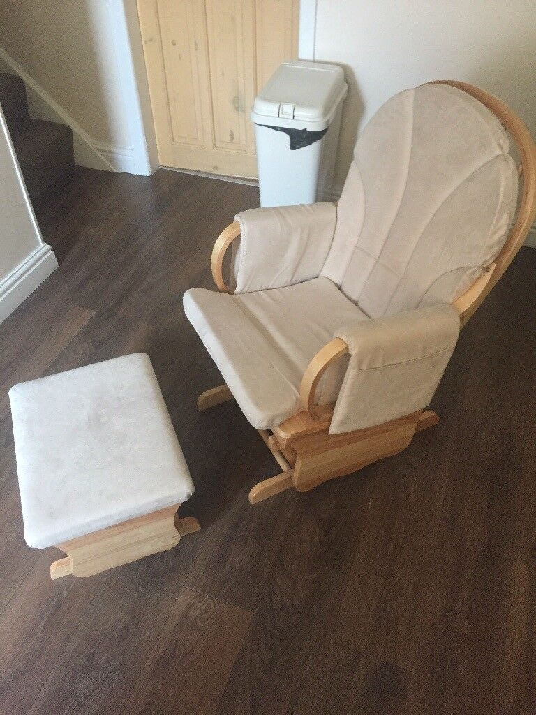 Surprising Ladybird Nursery Rocking Hair And Stool Rrp 169 In Cheddleton Staffordshire Gumtree Gamerscity Chair Design For Home Gamerscityorg