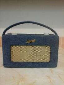 Roberts revival rd50 dab/fm radio.
