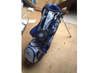 Mizuno golf bag with kick stand brand new