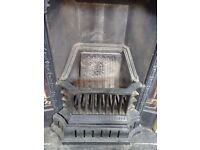 WANTED: Victorian/Edwardian cast iron fireback and fret