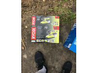 Ryobi Sander Good Condition used for just one wall !