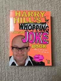 Harry Hill joke book