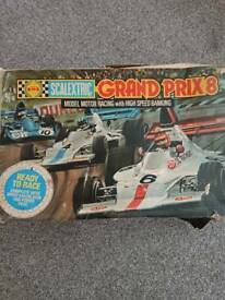 Vintage scalextric missing cars
