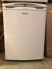 Hotpoint Upright Freezer White
