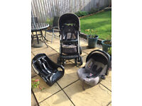 Mothercare Trenton Travel System and Car Seat Base