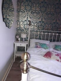 Lovely bright double room for rent. City centre. No dss. All bills included