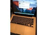 "Apple MacBook Pro 13"" 2.4-3.0GHz i5 4GB RAM 500GB HD LATE 2011 SOFTWARE"