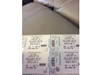 4 Olly Murs tickets for sale