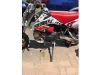 Crf50 pitbike 125cc