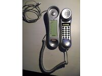 Binatone trend 3 lcd digital corded phone - Including original box - Fully working excell. condition