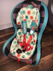 Cosatto Moova Group 1 Toddler Car Seat - Cuddle Monster