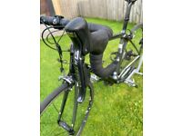 TREK DOMANE 5.9 Carbon ROAD BIKE (54cm frame size) with electric gears - sold from Aviemore Scotland