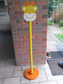 Child's coat stand