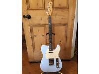*Unused* Fender American Standard Telecaster Guitar - Sonic Blue