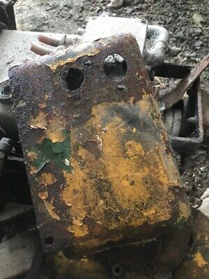 lister ld1 cement mixer vintage engine Air Side cover Diesel