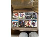 8 PS3 games