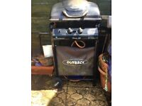 FREE- Outback Omega 100 - Gas Barbecue