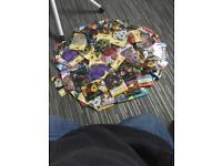 124 packs of seeds joblot