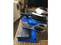 PlayStation 4 VR Headsets Camera Included +Box