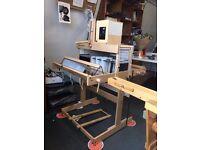 Louet Magic Dobby Loom for Sale 24 Shafts computerised, 70cm weaving width