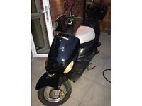 LoOK 15 plate 50cc moped