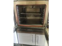 Oven for commercial use