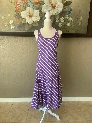 Ralph Lauren Sport Purple Dress Size M