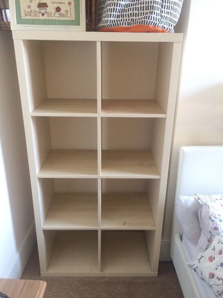 new concept c8761 31b17 Ikea KALLAX Shelving Unit OAK Effect FOR SALE | in Blackheath, London |  Gumtree