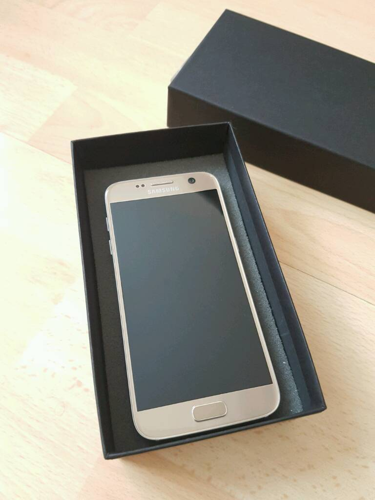 Samsung s7 Sim Free! Better than Black Fridayin Westminster, LondonGumtree - Samsung Galaxy S7 32GB Gold Platinum Sim free phone! Better tham Black Friday! Grab a bargin and collect it today!