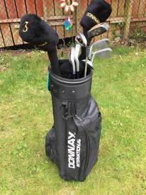 Donnay Golf Clubs Set
