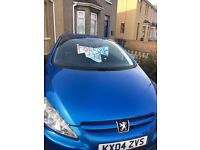 Lovely convertible for sale Peugeot 307 cc in good condition nice and tidy
