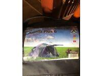 Tent SunnCamp Tourist Plus 6