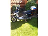 Piaggio Fly 50cc 56 Plate Scooter