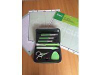 Cricut cutting mats AND Tool kit