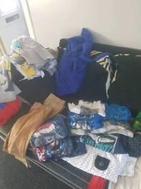 Bundle boys clothes