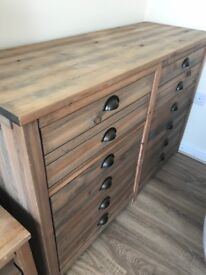 Lovely Sideboard with Rustic Detail