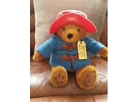 Original Paddington Bear