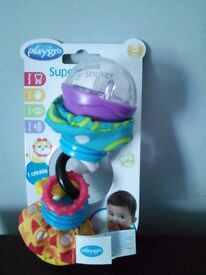 Baby super rattle