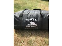 Beaver Hemisphere XXL Tent for sale. Now reduced to £175!