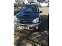 Toyota RAV4 2.0 diesel for sale