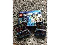 Lego dimensions starter pack *never used*