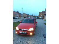 Vauxhall corsa 1.4 SXI+