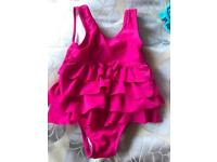 Mothercare 9-12 months swimming costume