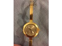 Gucci watch - Gold. Purchased January 2007