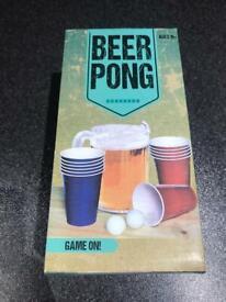 Beer pong brand new sealed