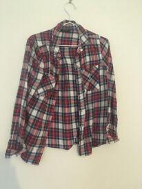 Size 6 topshop shirt