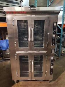 Doyon Four a Convection DOUBLE Rotatif / Rotating Oven