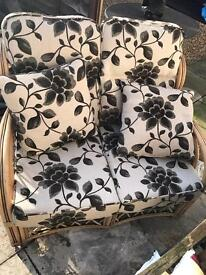 2 /3 seater garden chair