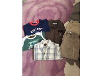 Timberland and DKNY Bundle Age 3
