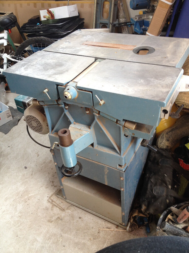 Universal Woodworking Machine - Sumaco Zinken Compact | in Gloucestershire | Gumtree